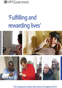 Fulfilling and Rewarding Lives front cover